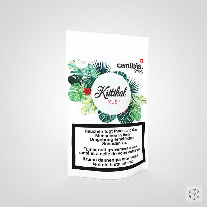 Canibis – Kritical