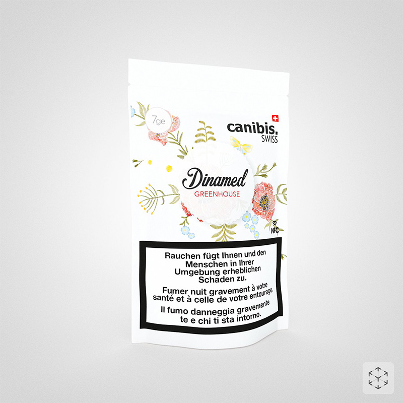 Canibis – Dinamed
