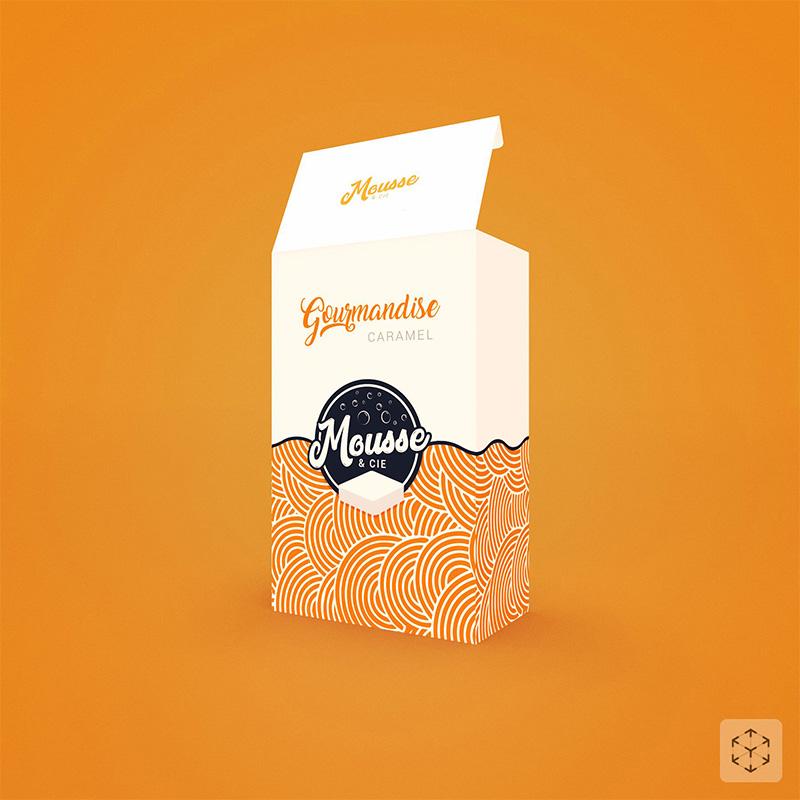Mousse&Cie – Caramel
