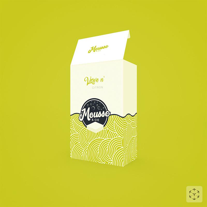 Mousse&Cie – Citron