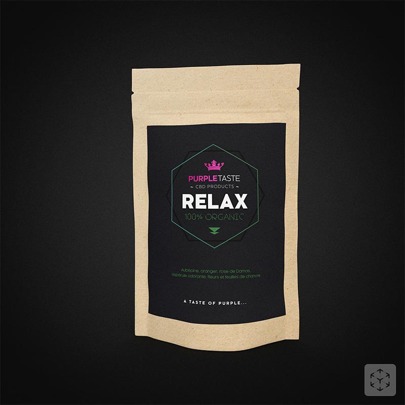 Purple Taste – Relax
