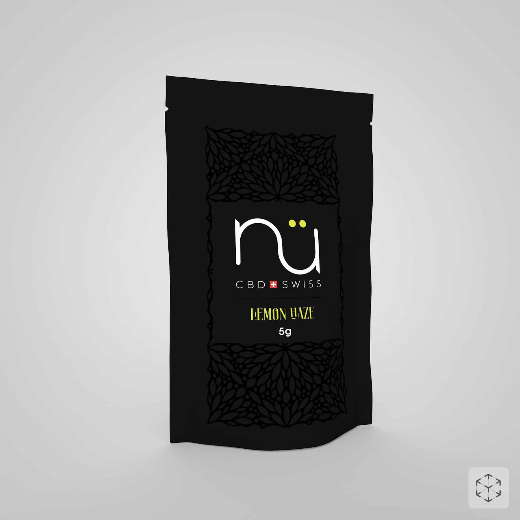 Nu Swiss Packaging Lemon Haze