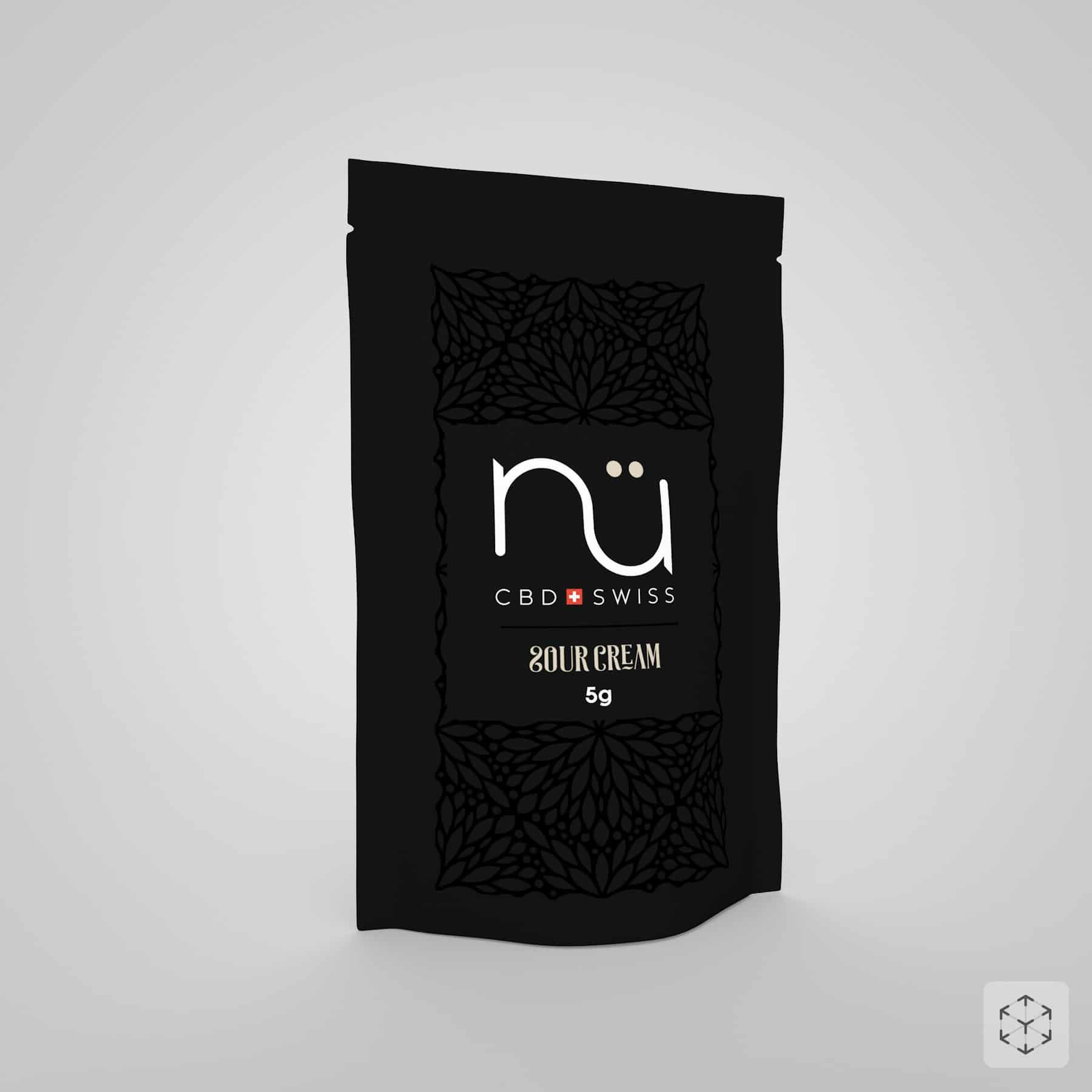 Nu Swiss Packaging Four Cream