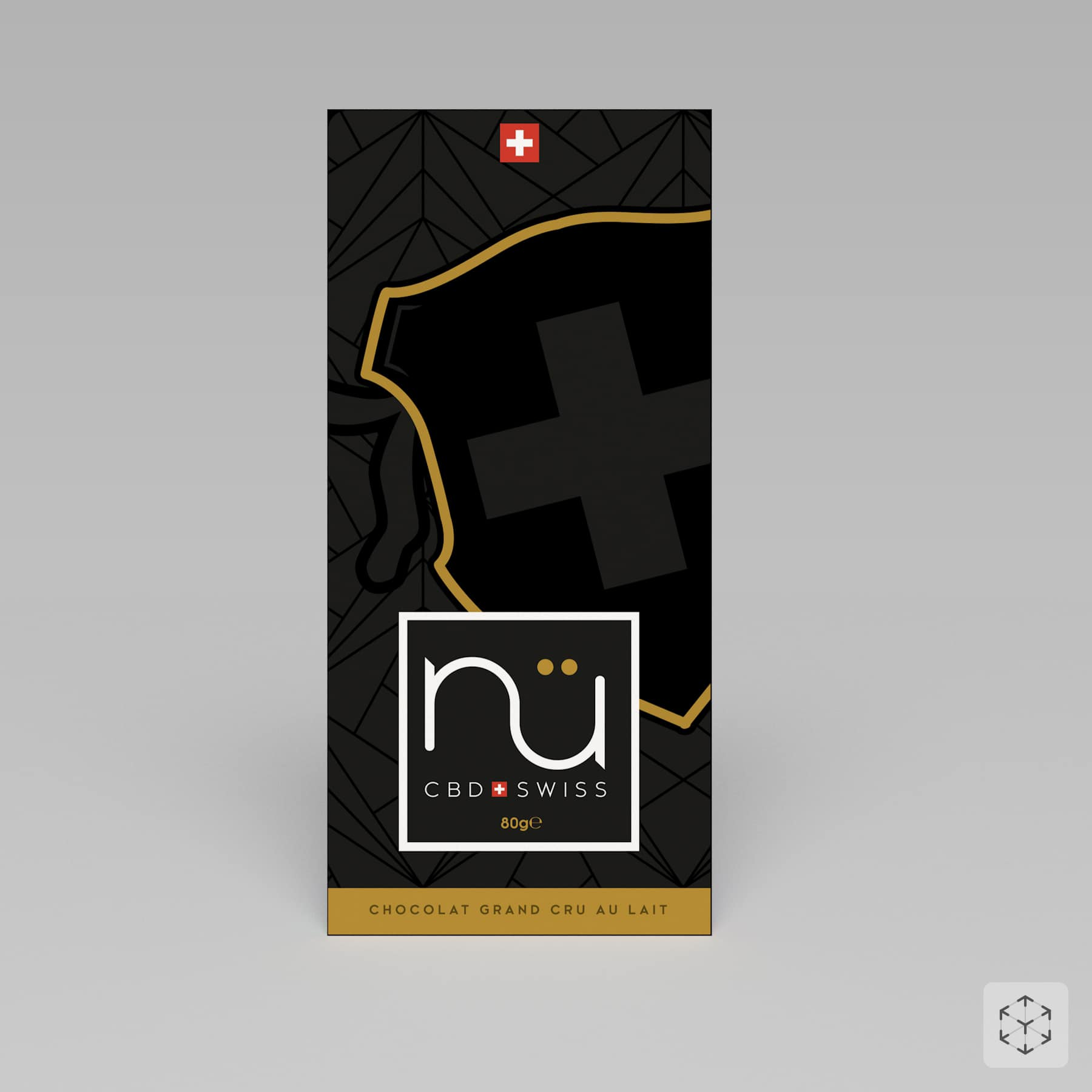 Nu Swiss Chocolat Lait